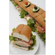 Deluxe All Meat Super Sub