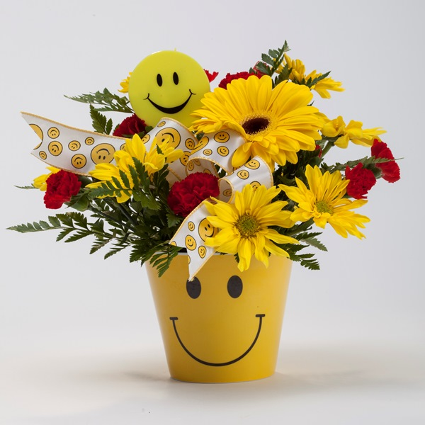 You Make Me Smile Arrangement Martin S Specialty Store