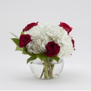 Elegant Rose Bowl