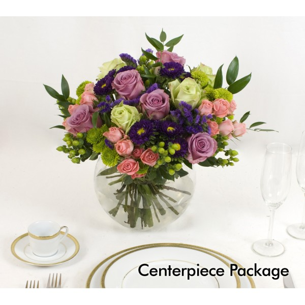 Bright Wedding Centerpiece Package Wedding Packages Require A 15 Day