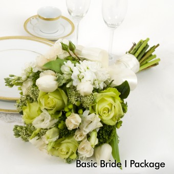 Green Wedding: Basic Bride I