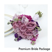 Lavender Wedding: Premium Bride