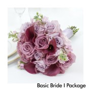 Lavender Wedding: Basic Bride I