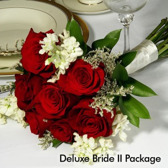 Red & White Wedding: Deluxe Bride II