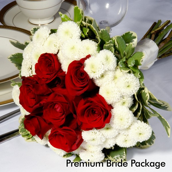 Red White Wedding Premium Bride Martins Specialty Store Order