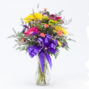 Deluxe Designer's Choice Vase Arrangement