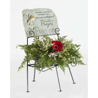 Simple Sentiments Keepsake Plaque Arrangement