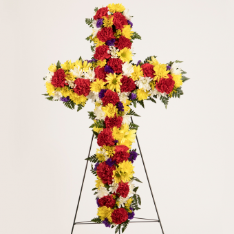 Comforting Cross Tribute