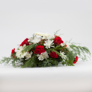 Christmas Long and Low Arrangement