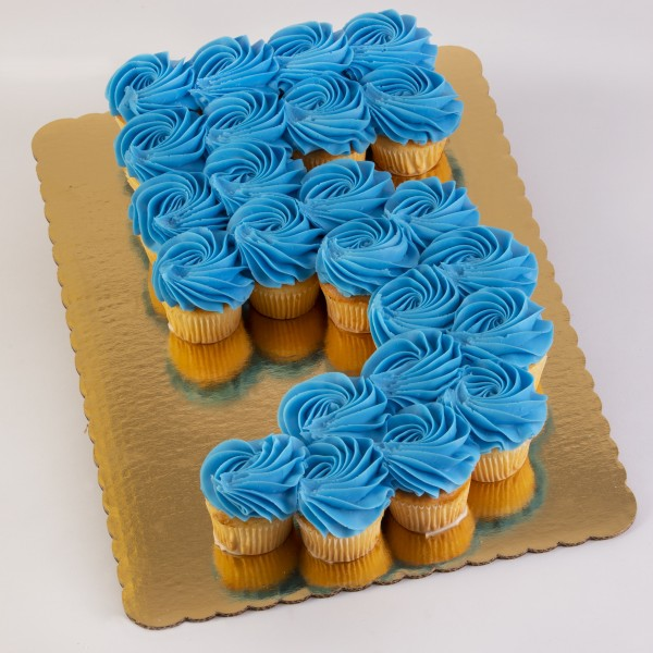 24ct Five Cupcake Cake Martin S Specialty Store Order