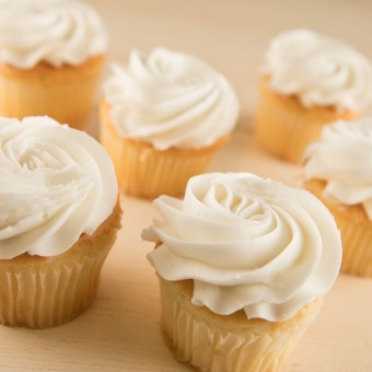 Iced Cupcakes