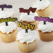 Party Celebrate Cupcakes