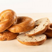Cinnamon Crunch Bagel