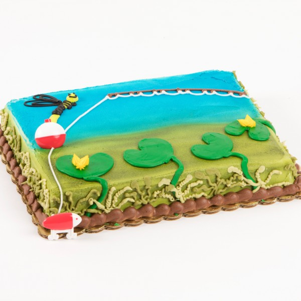 Gone fishing martin 39 s specialty store order online for Gone fishing cake