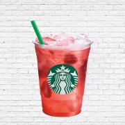 Strawberry Acai Lemonade Refresher